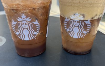 Starbucks Oatmilk Drinks Have Arrived with the New Iced Brown Sugar Oatmilk Shaken Espresso & More!