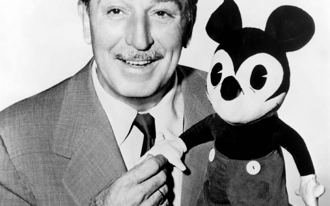 5 Questions About Walt Disney!
